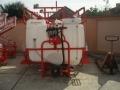 Prskalica AGS 600 EN - prskalica sa dodatnim rezervoarima za ispiranje posle rada i pranje ruku