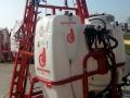 Prskalica AGS 1000EN sa hidraulickim granama