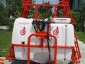 Prskalica AGS 800EN sa dodatnim rezervarima i 12MYH potpuno hidrauličnom granom